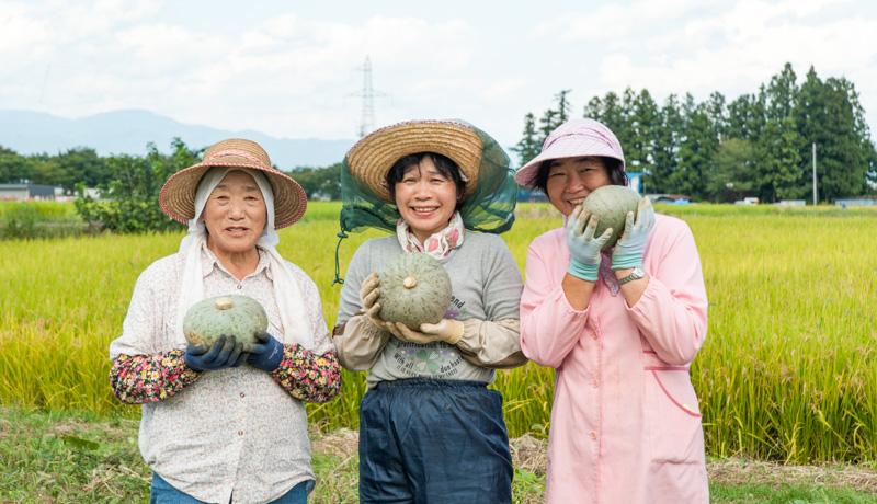 【11月21日開催!】「いいたて雪っ娘  ホクホクしっとり大収穫祭」を開催します!!